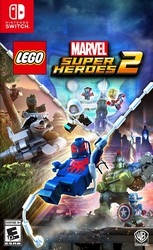 LEGO: Marvel Super Heroes 2 for Nintendo Switch