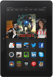 Used Kindle Fire HDX 7