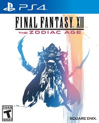 FINAL FANTASY XII: THE ZODIAC AGE for PlayStation 4