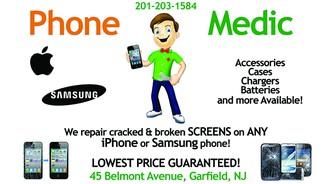 Phone Medic Smart Device Repairs Banner