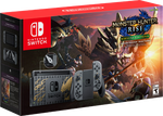 Nintendo Switch, Monster Hunter Rise Deluxe Edition - 32 GB