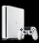PlayStation 4 Slim - White, 1 TB