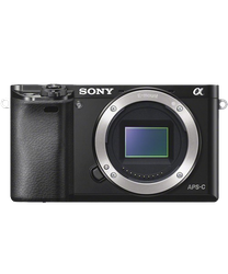 Sony Alpha a6000 - Black