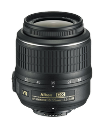 Nikon 18-55mm f/3.5-5.6G AF-S DX VR for sale