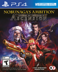 Cheap Nobunaga's Ambition: Sphere of Influence - Ascension