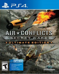 Air Conflicts: Secret Wars - Ultimate Edition for PlayStation 4