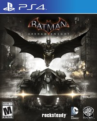 Batman: Arkham Knight for PlayStation 4