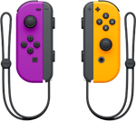 Nintendo Switch Joy-Con (L-R) - Purple & Orange