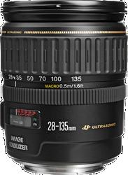 Canon EF 28-135mm f3.5-5.6 IS USM Lens