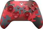 Xbox Wireless Controller (2020), Daystrike Camo - Red