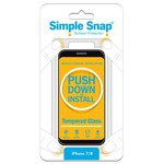 Used Simple Snap™ Screen Protector - iPhone 7/8