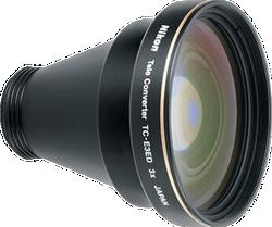 Nikon TC-E3ED 3X Teleconverter Lens for sale on Swappa