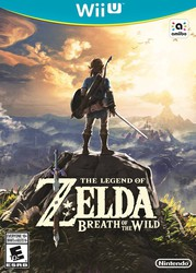 The Legend of Zelda: Breath of the Wild for Nintendo Wii U