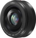 Panasonic Lumix G II 20mm f1.7 Asph