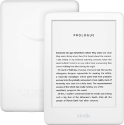 Amazon Kindle 10 - White