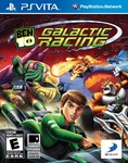 Ben 10: Galactic Racing for PlayStation Vita