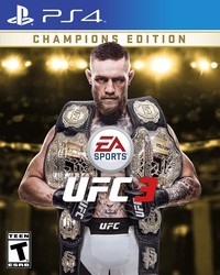 EA Sports: UFC 3 for PlayStation 4