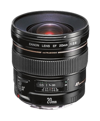 Canon EF 20mm f/2.8 USM Wide-Angle