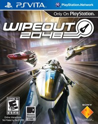 Wipeout 2048 for sale