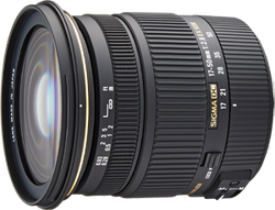 Sigma 17-50mm f2.8 EX DC OS HSM (Nikon) for sale on Swappa