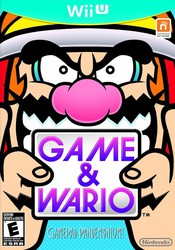 Game & Wario for Nintendo Wii U