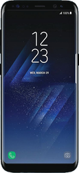 Samsung Galaxy S8 Plus (T-Mobile) [SM-G955U] - Black, 64 GB, 4 GB