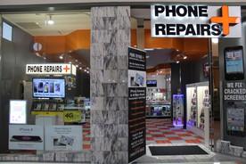 Phone Repairs + Banner