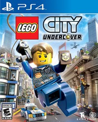 LEGO City: Undercover for PlayStation 4