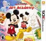 Disney: Art Academy for Nintendo 3DS