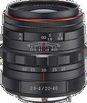 Pentax HD DA 20-40mm f2.8-4 ED Limited DC WR Zoom