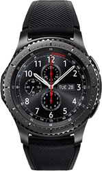 Samsung Gear S3 (Verizon), Frontier LTE - Black