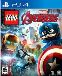 LEGO: Marvel's Avengers for PlayStation 4