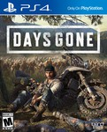 Used Days Gone for PlayStation 4