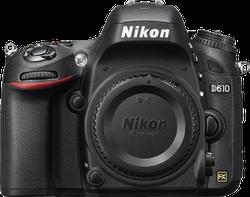 Nikon D610 for sale