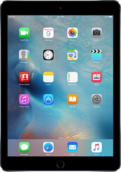 Apple iPad Air 2 (Wi-Fi) - Gray, 64 GB