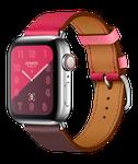 Apple Watch Series 4 40mm (Verizon) [A1975 - Cellular], Hermes - Silver