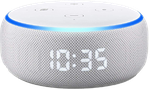 Amazon Echo Dot 3rd Gen With Clock