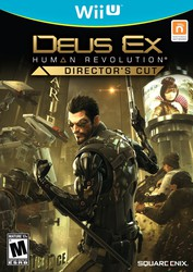 Deus Ex: Human Revolution - Director's Cut for Nintendo Wii U