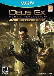 Deus Ex: Human Revolution - Director's Cut for Nintendo Wii U
