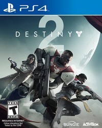 Destiny 2 for PlayStation 4