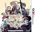 The Legend of Legacy for Nintendo 3DS