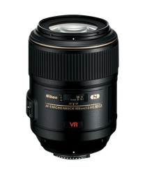 Nikon - AF-S VR Micro-Nikkor 105mm f/2.8G IF-ED Macro Lens for sale