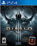 Diablo III: Reaper of Souls - Ultimate Evil Edition for PlayStation 4