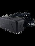 Oculus Rift DK2 - Black
