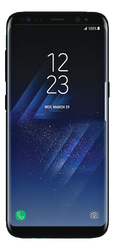 Samsung Galaxy S8 (Unlocked) [SM-G950U1] - Black, 64 GB, 4 GB