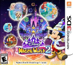 Disney: Magical World 2 for sale