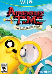 Adventure Time: Finn & Jake Investigations for Nintendo Wii U