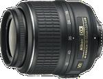 Nikon AF-S Nikkor 18-55mm f3.5-5.6G DX VR