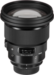 Sigma 105mm f/1.4 DG HSM Art for sale on Swappa
