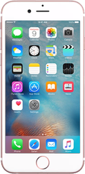 Apple iPhone 6S (Unlocked) [A1688] - Silver, 128 GB